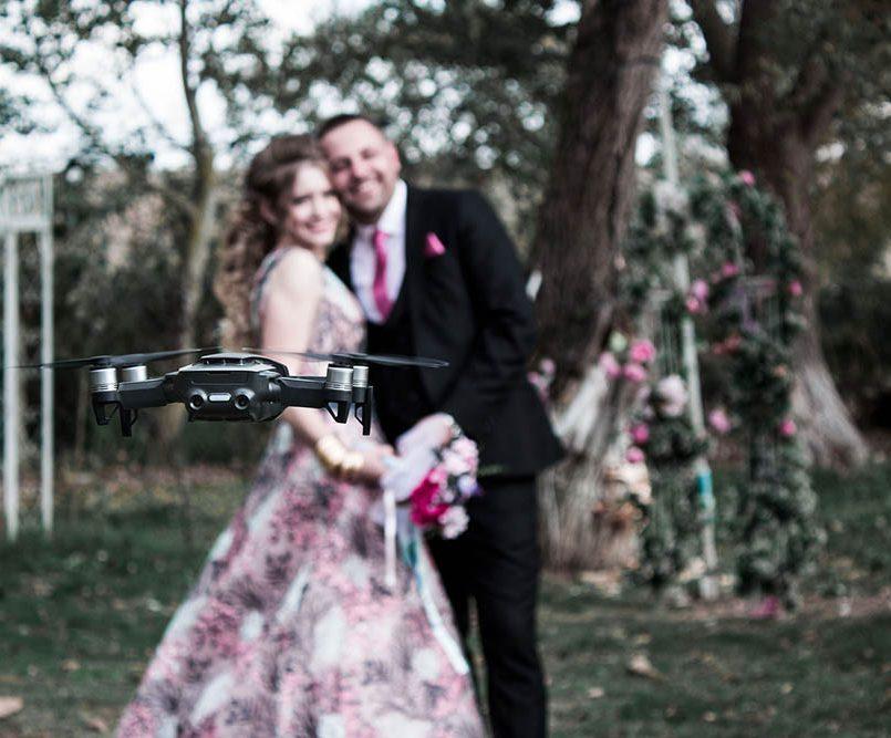 Düğün Drone Çekimi